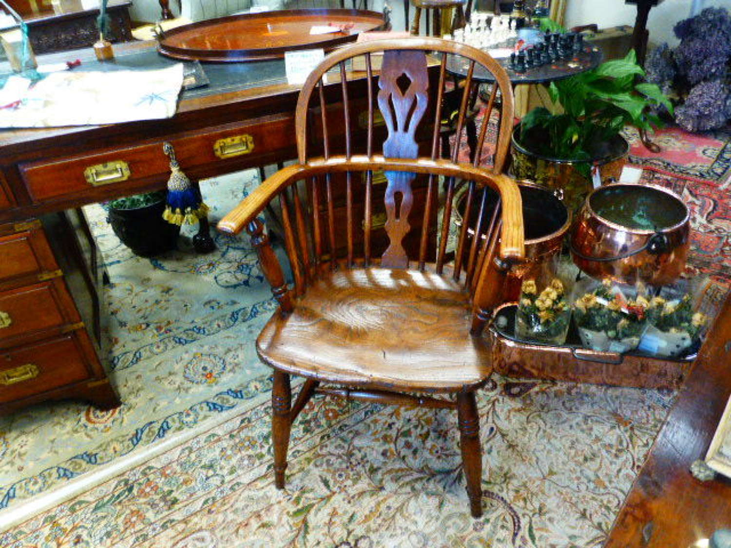 West Country Windsor Chair. c. 1820