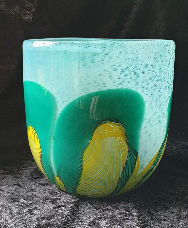 Karlin Rushbrooke Studio Vase