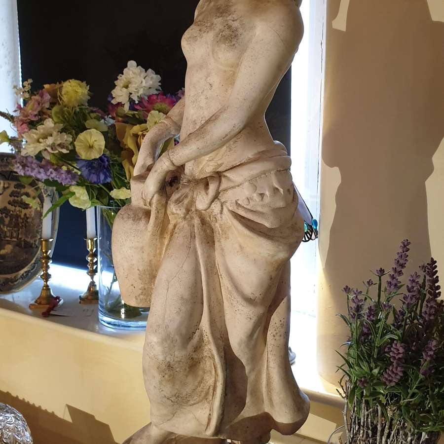 Plaster model of a Maiden