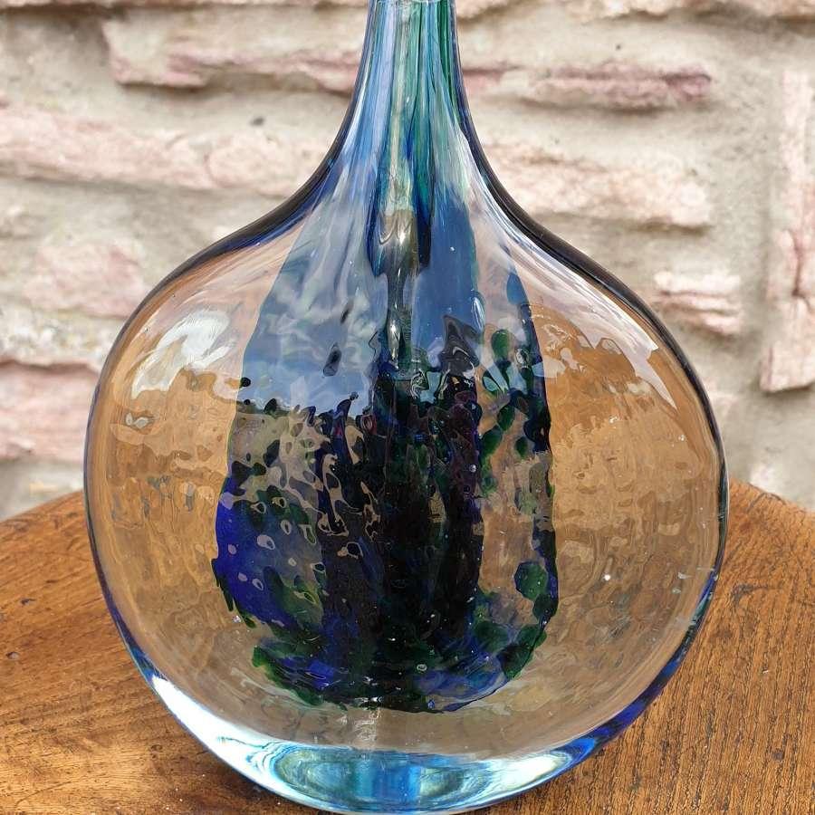 Isle of Wight 'Lollipop' Vase c1970's