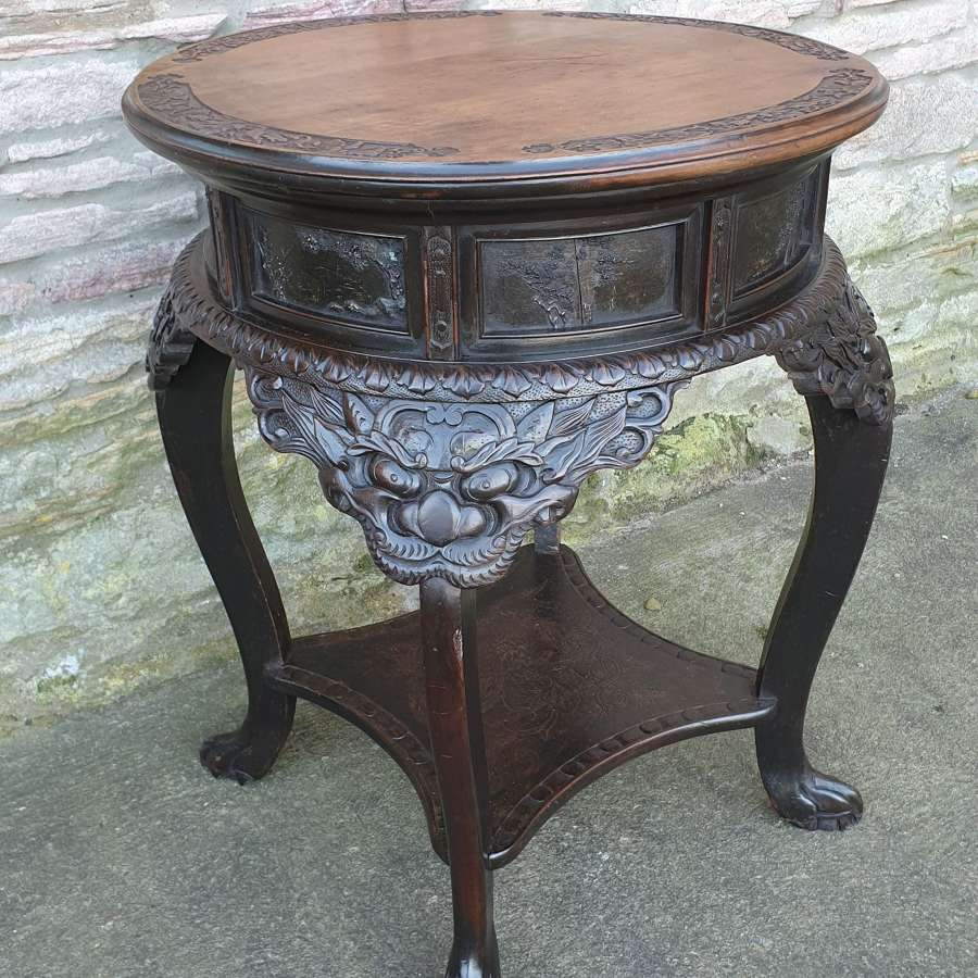 Unusual Chinese Table