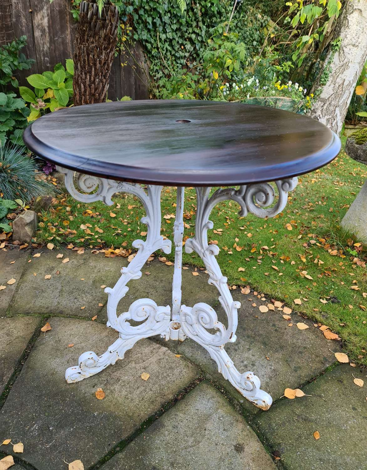 Cast-iron Patio or Conservatory Table