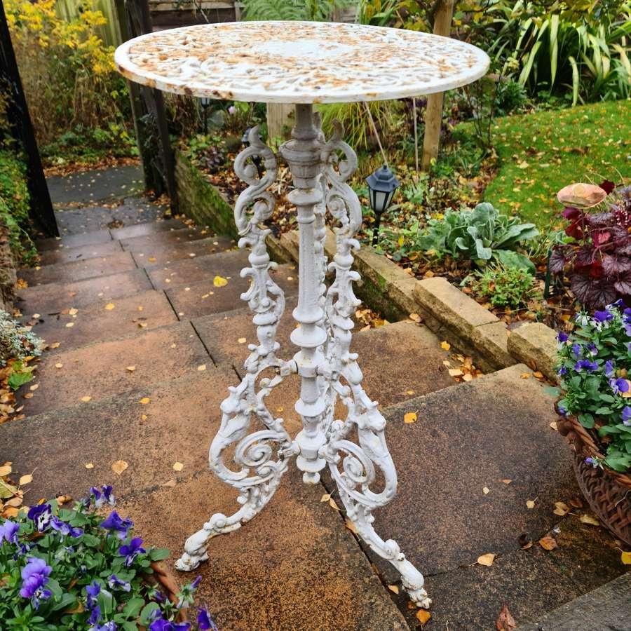 Heavy Cast-iron Garden Table