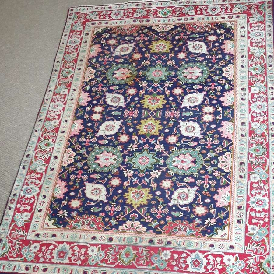 Early 20th century Tabriz Persian Rug