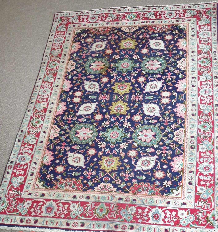 Early 20th century Tabriz Persian Rug
