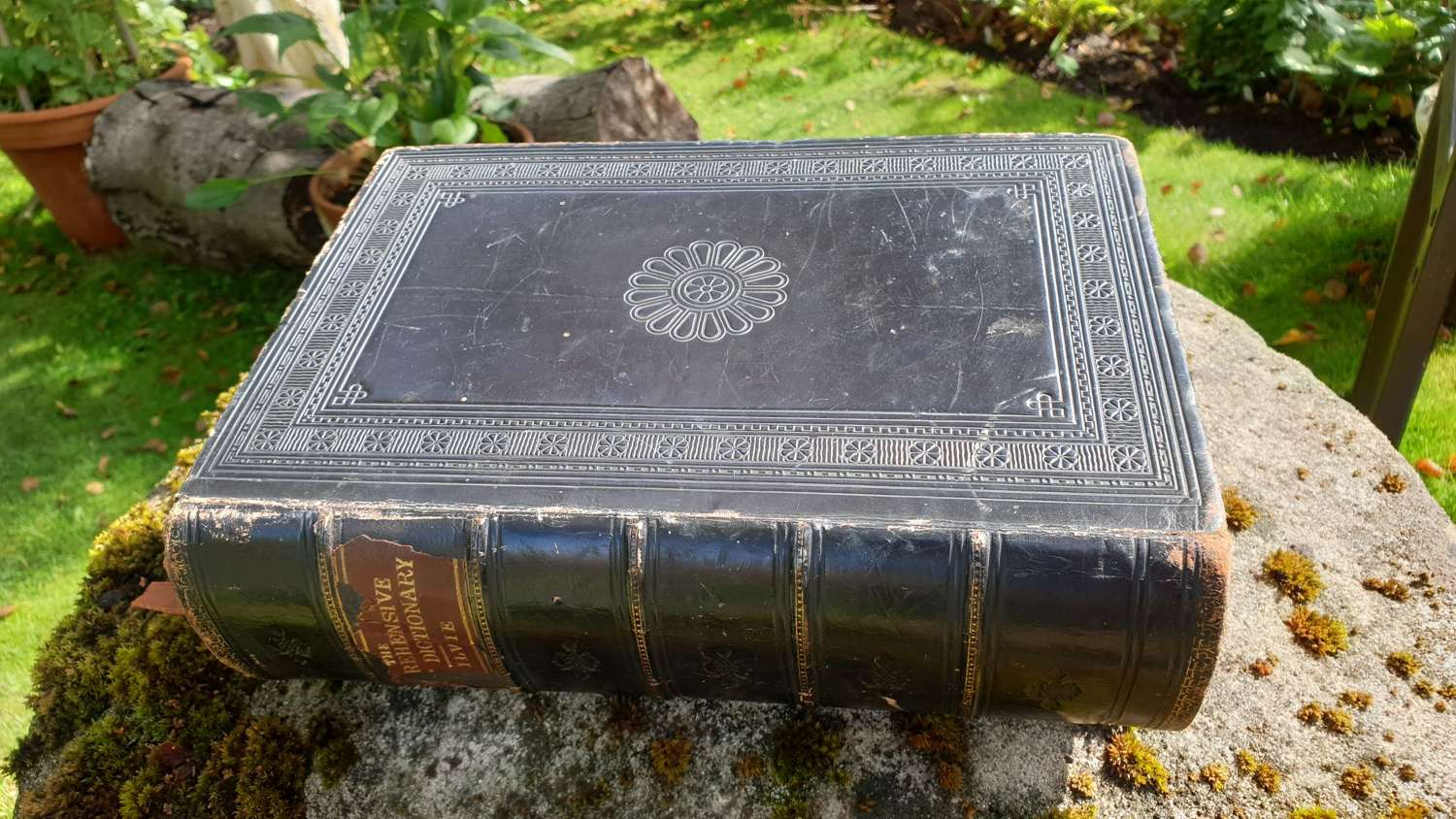 Large Victorian Dictionary