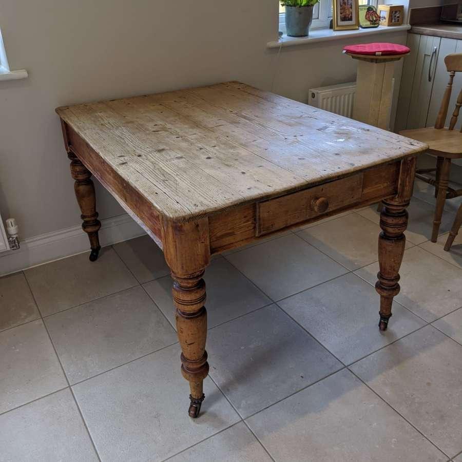 Good Victorian Farmhouse Table