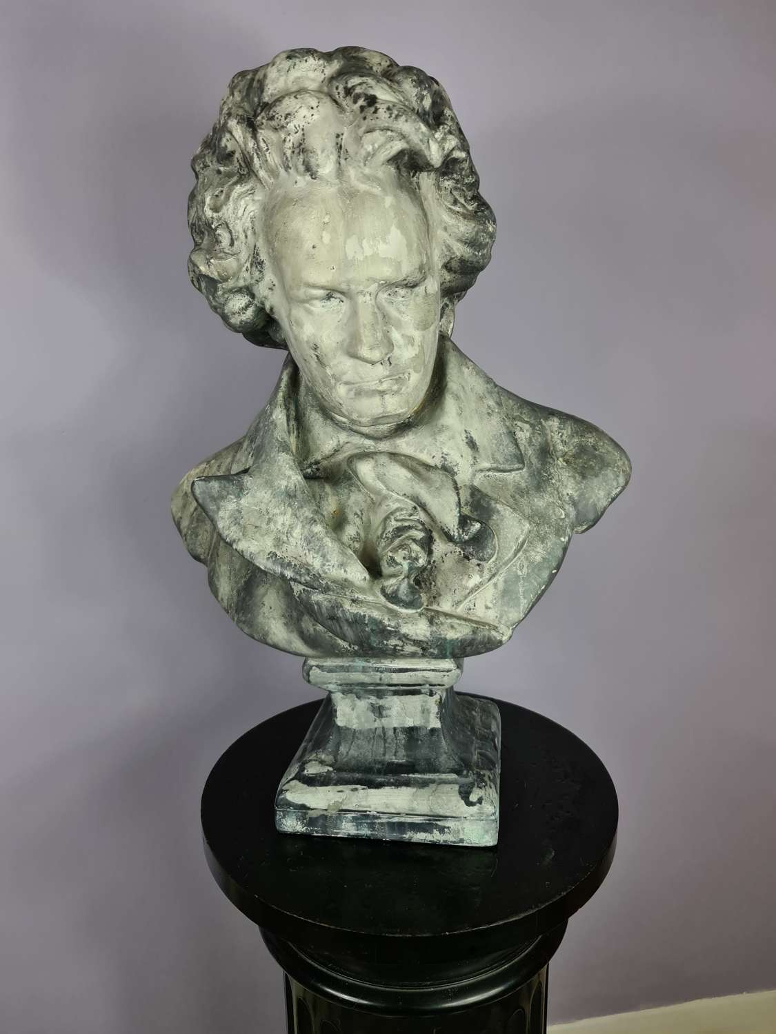 Beethoven Sculpture 20th Century