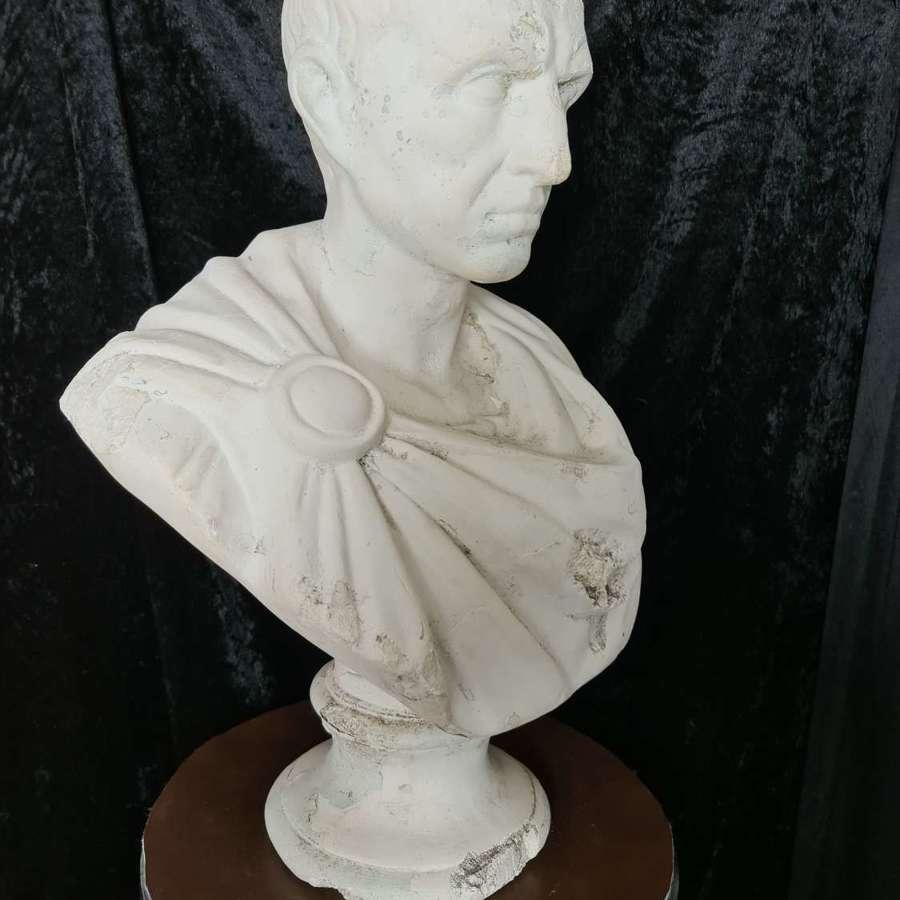 Atmospheric Bust of Julius Caesar